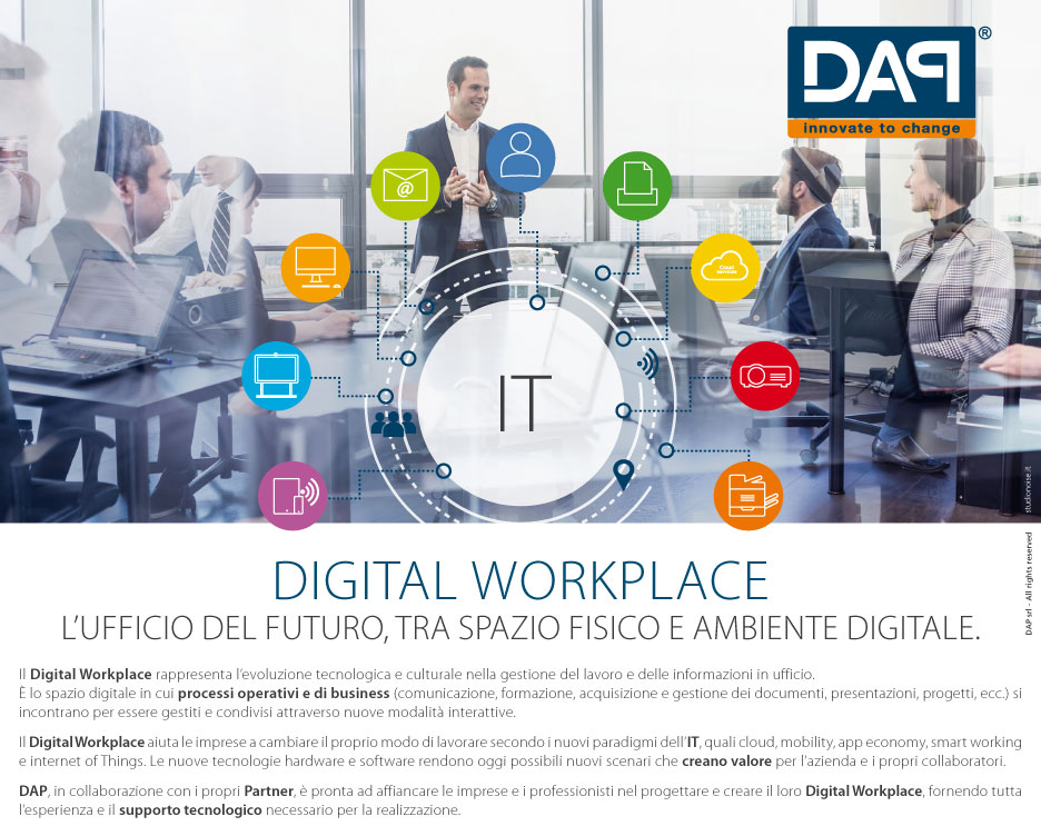 DAP Digital Workplace